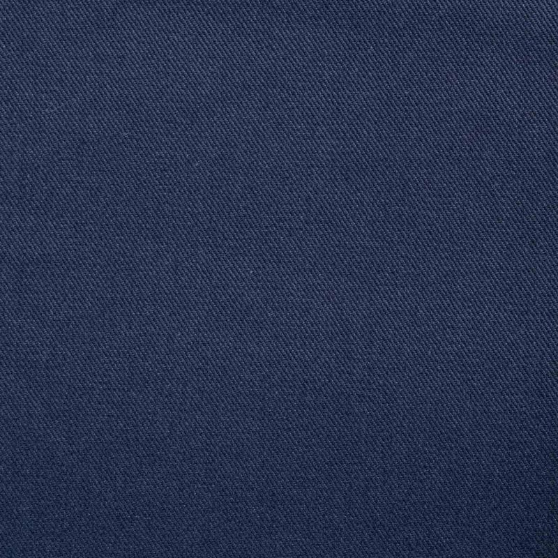 Pure Cotton Drill Fabric - Navy