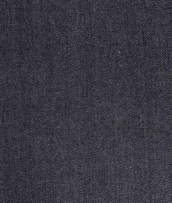Cotton Denim Fabric - Charcoal - 10oz