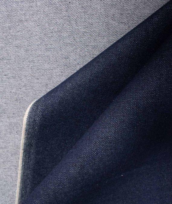 Cotton Denim Fabric - Indigo - 14oz