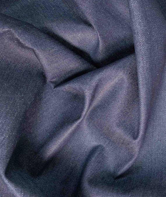 Cotton Denim Fabric - Indigo - 7.5oz