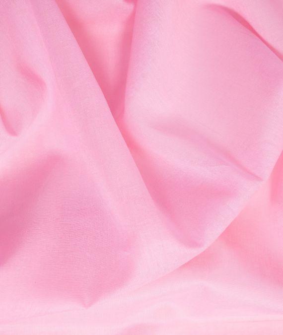 Cotton Muslin Fabric - Light Pink