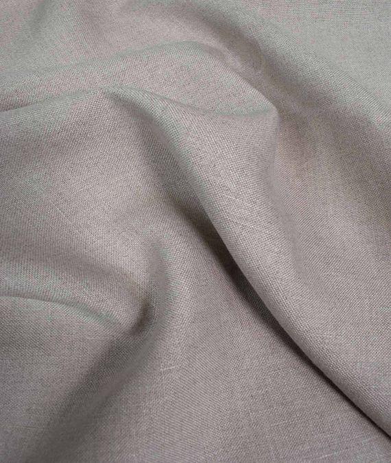 Irish Linen Fabric - Mid Weight - Natural