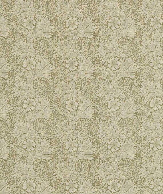 Marigold Olive Linen 226698