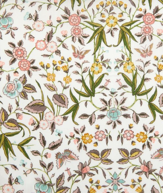 Liberty of London Tana Lawn Cotton Fabric - AW21 - Tapestry A