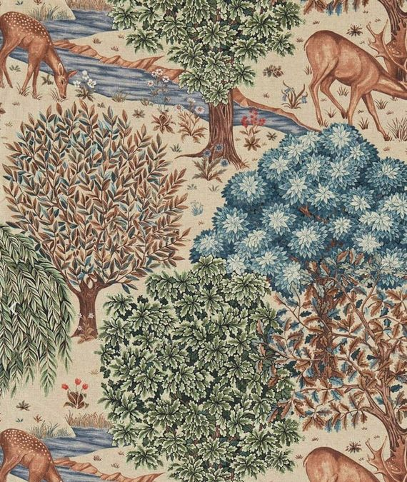 The Brook Tapestry Linen 226708